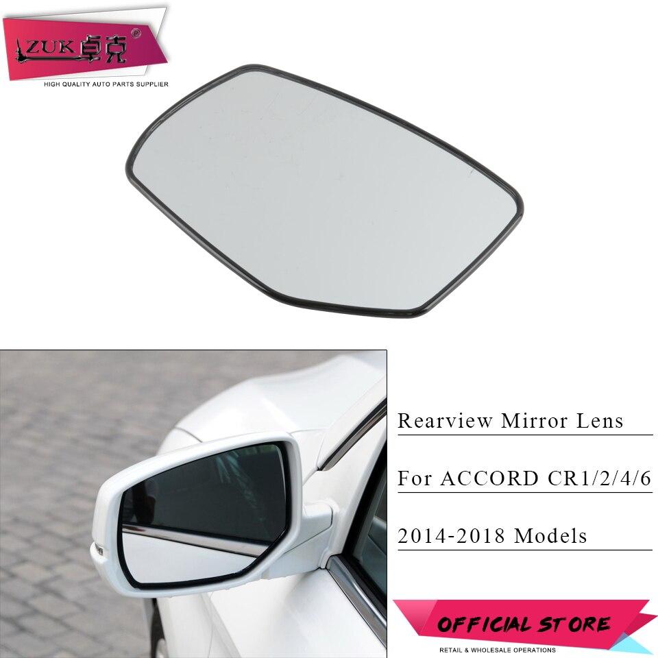 Honda Accord: Power Mirror Heaters