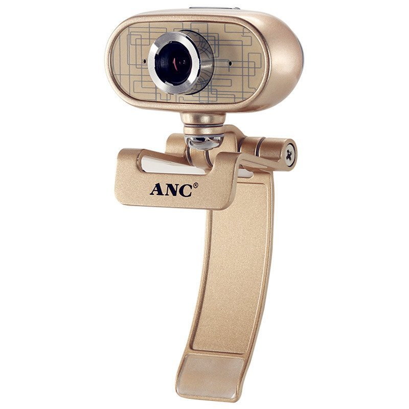 Aoni ANC A9 1080P Full HD USB PC LAPTOP Camera Gratis stuurprogramma - Computerrandapparatuur - Foto 2