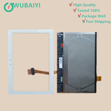 цена на GT-N8000 LCD For Samsung Galaxy Note GT-N8000 N8000 N8010 LCD Display+Touch Screen Digitizer Glass Panel Replacement