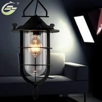 2014 New Loft Rh Vintage Rustic American Style Lighting Vintage Pendant Light Free Shipping YSL 1856P
