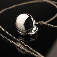 New Arrival Decoration Lady Girls Necklace Pocket Watch Cool Style