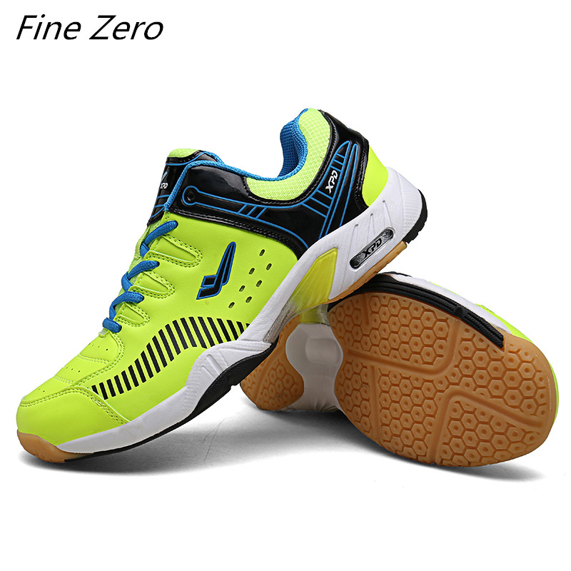 High Quality Men Badminton Shoes Male Comfortable Training Breathable Anti-Slippery Light Sneakers Couple's Fitness Sport Shoes