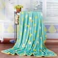 Oferta Especial Venda Cobertor Do Bebê Swaddle Cobertores do bebê Recém-nascido Primavera Ar Condicionado Flanela Folha de Cama Recém-nascidos Macio 200*150 cm