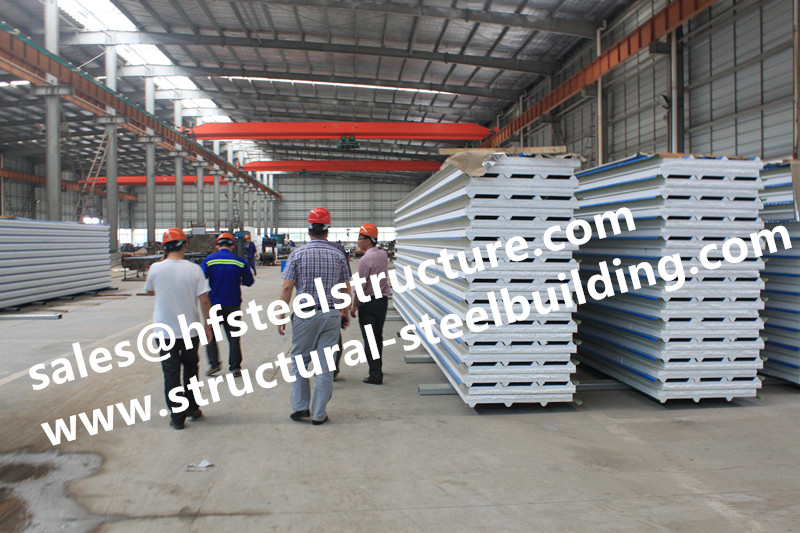 Walk In Cooler Panels And Cold Room Floor Panel EPS Sandwich Panel For Blast Freezer Cold Room And Cold Storage For Fruit