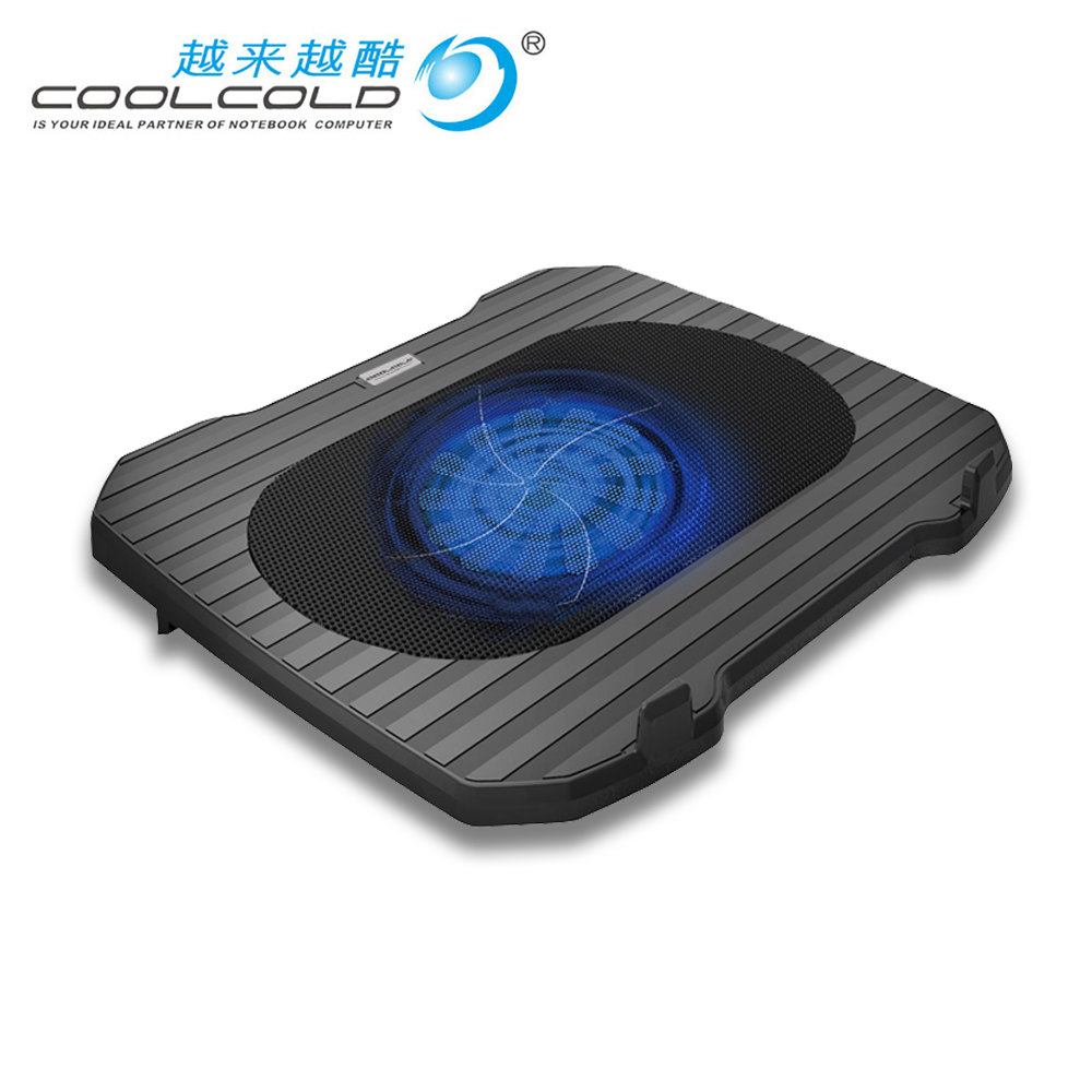USB Fan Cooling Pad Cooler Notebook Cooler Computer USB Fan Stand For PC Laptop Computer Peripherals
