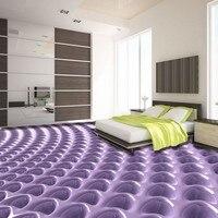 Free Shipping 3D stereo flooring Creative Flow Liquid Background Toilet Bathroom floor stickers wallpaper mural