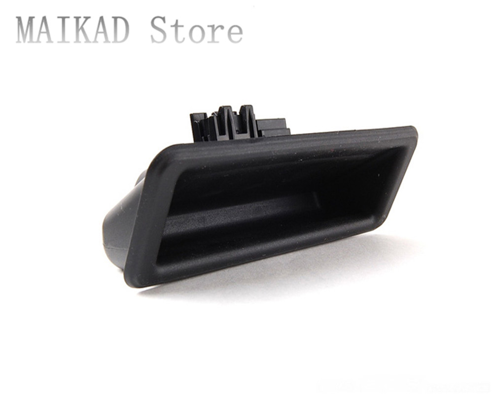 Trunk Lid Tailgate Push Button Switch Trunk Lock For BMW E60 E61 520i 523i 525i 530i 525d 535d 540i 545i 550i 51247118158