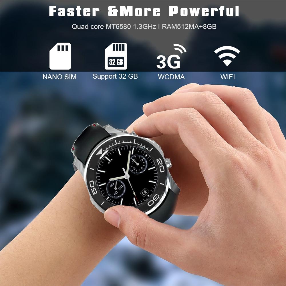 JSBP S1 Plus Heart Rate monitor smart watch electronics MTK6580 Quad core GPS 3G wifi SmartWatch pk kingwear kw88 samrt watches slimy dm368 sports smart watch phone mtk6580 android os 3g wifi gps heart rate oled quad core bluetooth smartwatch pk dm98 dm09