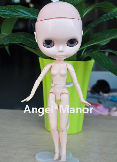 Joint Doll,no hair, Suitable for transforming the rudiment of doll ,normal skin ...