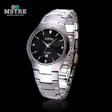 Luxury watches famous brands Lovers Watch Men Women s Quartz Analog Tungsten Strap Crystal Glass Rhinestone