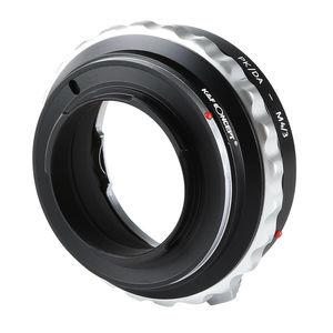 Image 3 - K&F Concept adapter for Pentax DA PK mount lens to Micro 4/3  Camera Body for OlympusPanasonnic G1/G2/GF1  M43 E P1/E P2/E PL1