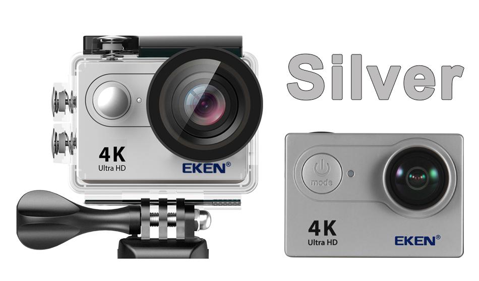 """EKEN H9R/H9 Ultra HD 4 K/30fps WiFi 2,0 """"170D impermeable bajo el agua 20"""