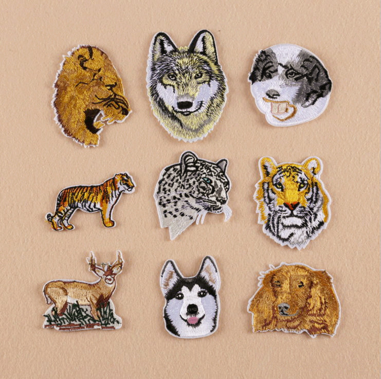 wild animals dk