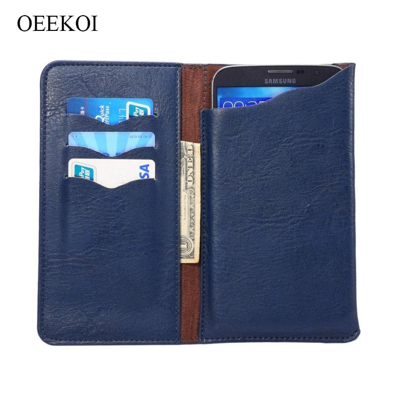 Universal Elephant Pattern Leather Wallet Sleeve Pouch Case for ZTE Anthem/Warp Sequent/Atrial/Mimosa X/Era/Warp N860 4.3 Inch