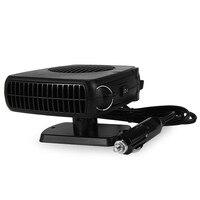TOILO Automático Portátil Defroster Calefacción Del Coche 12 V 150 W Ventilador Eléctrico Calentador Calefacción Parabrisas Defroster demister