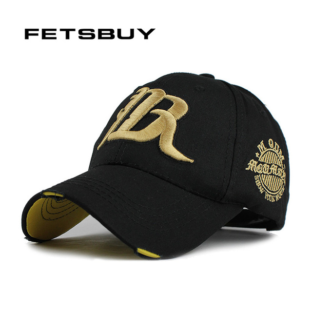 fa290164586 FETSBUY Spring Cotton Cap Baseball Caps Men Women Wholesale Baseball Cap  Snapback Hat Hip Hop Fitted Cap Grinding Multicolor