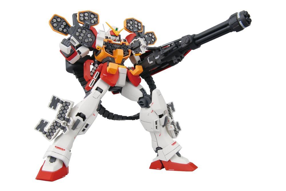 Gundam MG Heavyarms Ver EW 1/100 Master Grade-in Modellbau-Kits aus Spielzeug und Hobbys bei  Gruppe 1