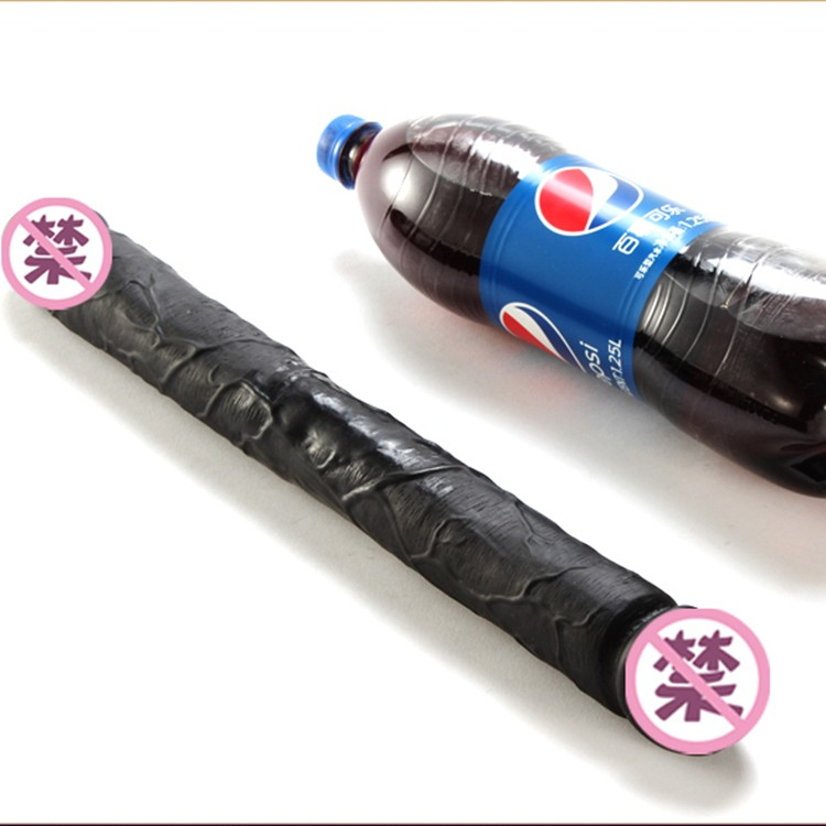 The oversized two headed dragon is very long and thick to simulate penile dildos in Dildos from Beauty Health