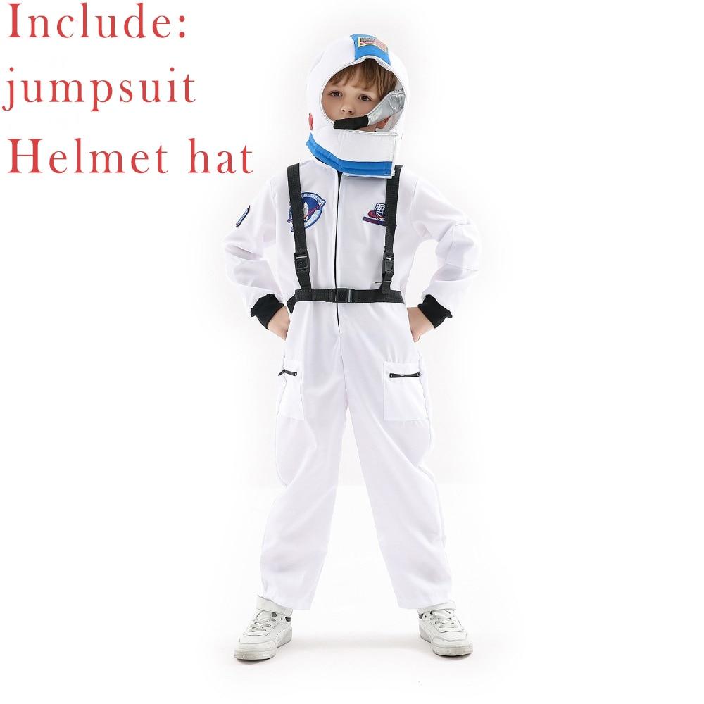 Natale Nuovo Anno Costume Cosplay Per I Ragazzi Dei Capretti Dei Bambini Astronauta Costume Astronauta Cosplay del Vestito Operato Halloween Costume