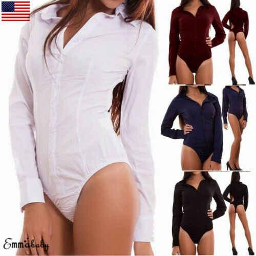 Горячая Распродажа, стильные женские боди с длинным рукавом и высокой талией, одноцветные боди для девушек, летняя повседневная удобная одежда, S-XXL