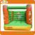 Feliz divertido trampolín inflable para la Fiesta de Cumpleaños de la selva