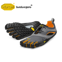 Vibram Fivefingers Spyridon MR men's Five fingers off road Shoes Cross country running Outdoor 3D Cocoon megagrip sole Sneakers