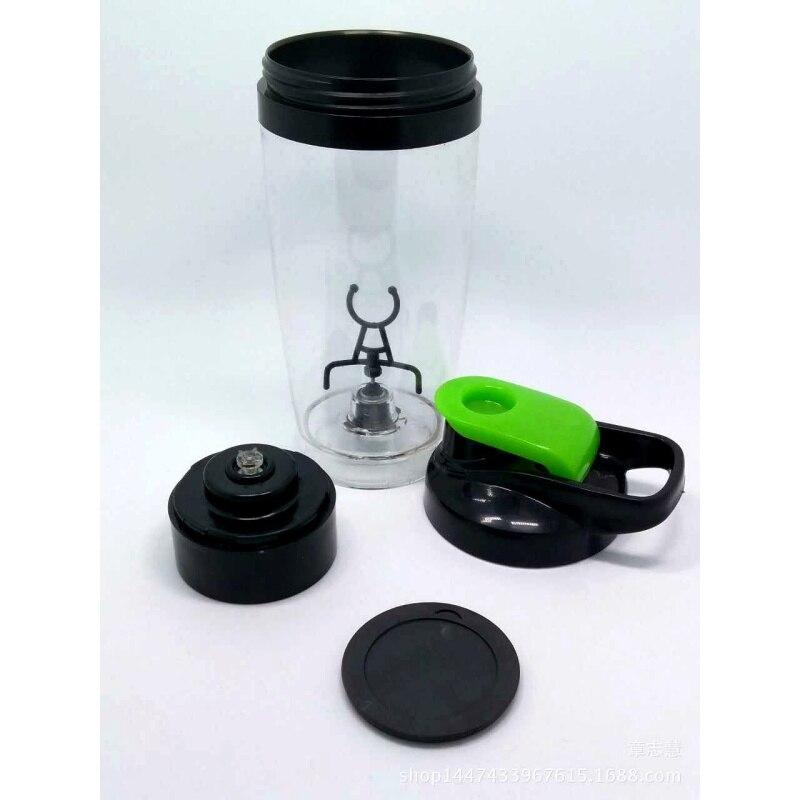 Новый meyjig 600 мл Электрический автоматизации белок шейкер блендер мои бутылки воды автоматический механизм Кофе молоко Смарт смеситель Посу...