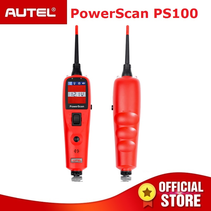 Autel PowerScan PS100 Electrical System Diagnostics Tool Autel PS100 Car Automotive OBD2 Scanner Car Auto Circuit