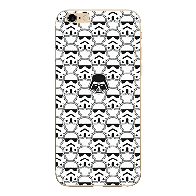 GLSHST Cartoon Pink roses Case For iPhone 6 6s Case For Coque iPhone 6S Cover Luxury Retro Phone Cases soft Cover & phone bags (3)