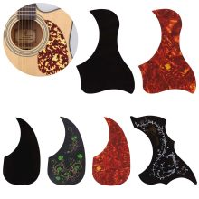 1 PC Professional Folk Acoustic Guitar Pickguard Top Quality Self-adhesive Pick Guard Sticker for Acoustic Guitar Accessories(China)