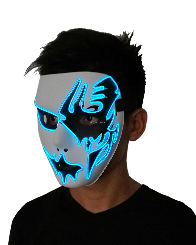 Popular Led Dj Mask-Buy Cheap Led Dj Mask lots from China Led Dj ...