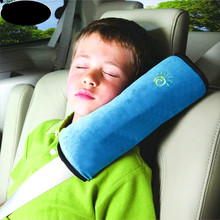 Auto Safety Seat Belt Harness Shoulder Pad Cover car-styling Children Protection Covers Cushion Support Pillow Accessories