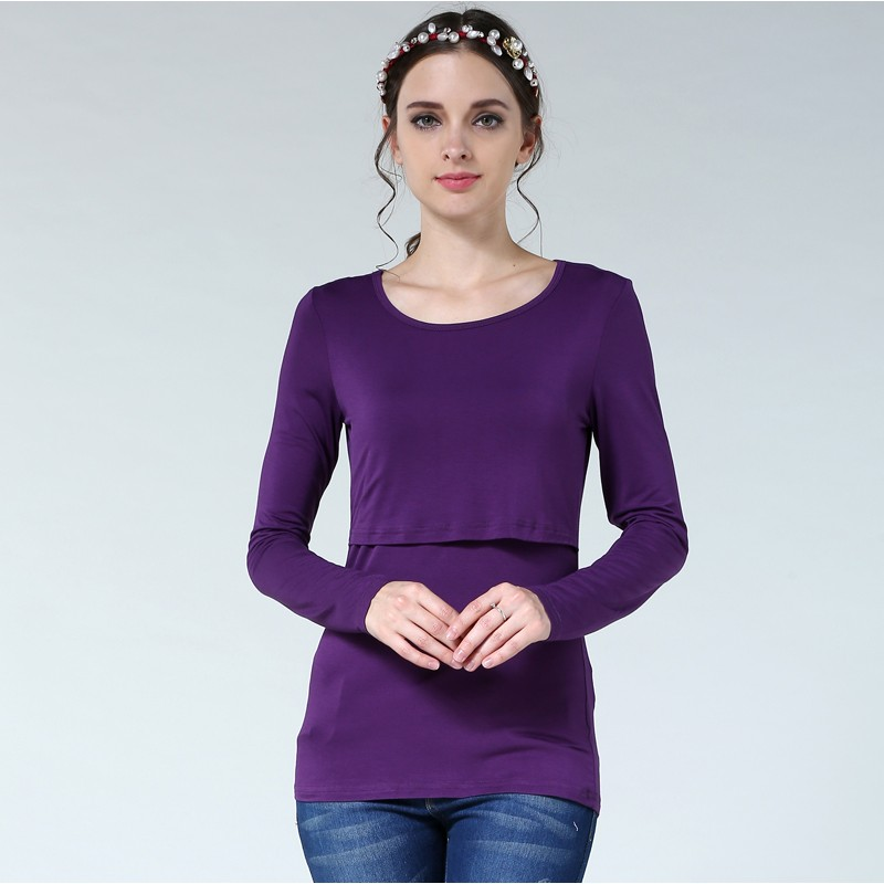 tops for pregnant women