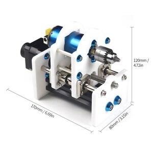Image 5 - Soporte de módulo láser eje Z y eje Motor Z, Kits de eje Z, conjunto integrado de piezas de taladro, Kit de actualización DIY para grabador láser CNC Router