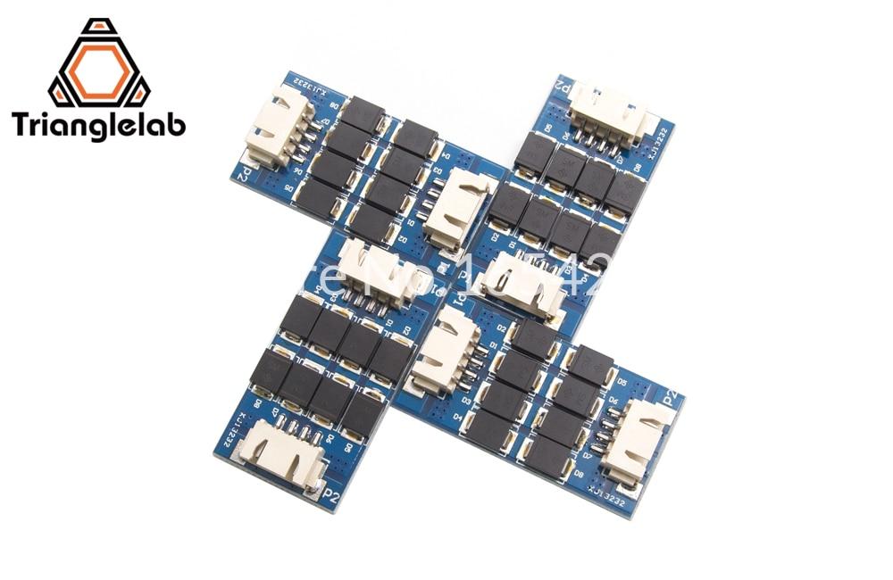 Trianglelab 4 peças pacote tl-mais suave módulo