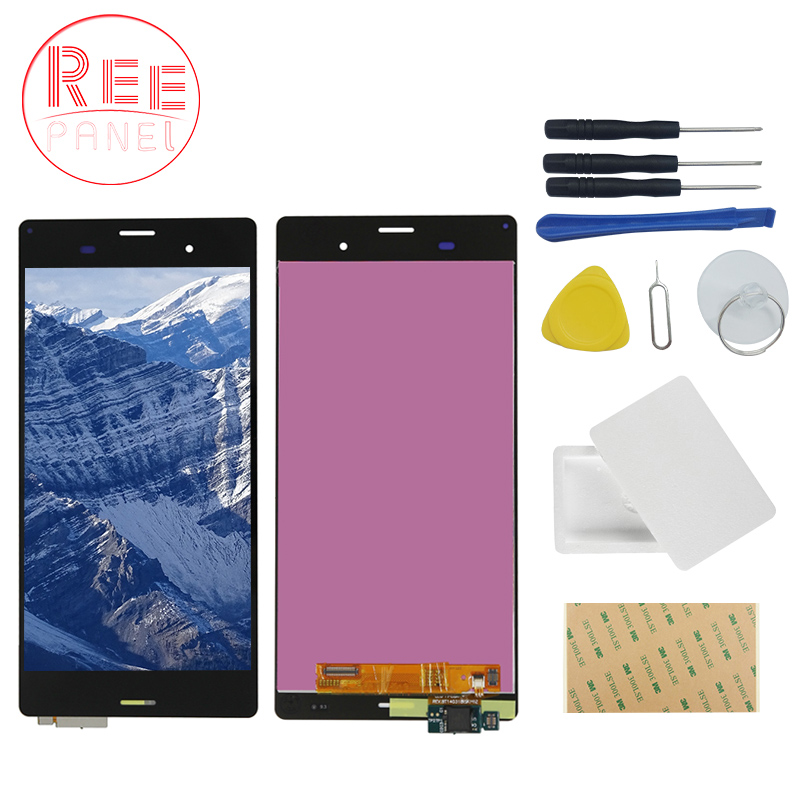 ORIGINAL Display For SONY Xperia Z3 Compact Display Frame Z3 Mini D5803 D5833 Replacement LCD For SONY Xperia Z3 LCD D6603 D6633