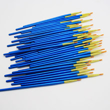 Eval 10pcs set Fine hand pained nylon brush hook line pen painting brush drawing art supplies