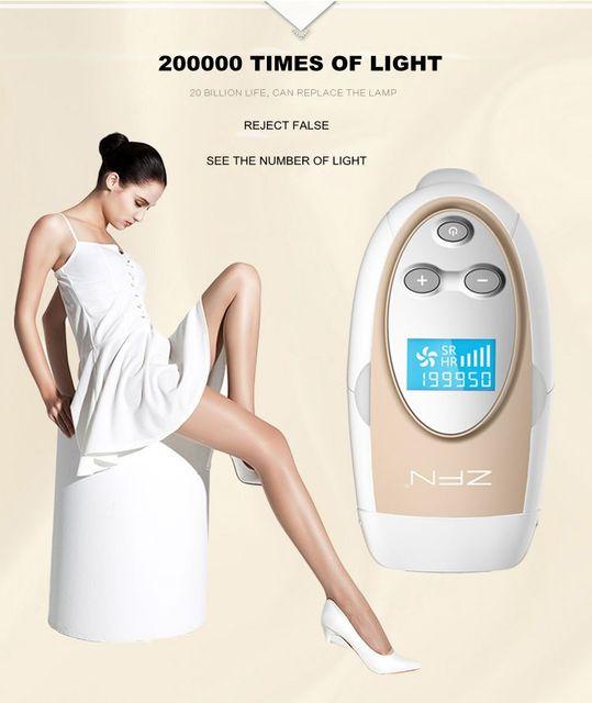 Home depilação a laser depilador corpo congelamento depilator biquíni para salão de beleza instrumento de beleza pêlos pubianos lã implementar por