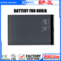 Sale! BP-3L Full Capacity 1300mAh Good Quality Cheap Mobile Batteries for Nokia 710 610 303 3030 510 603 610C