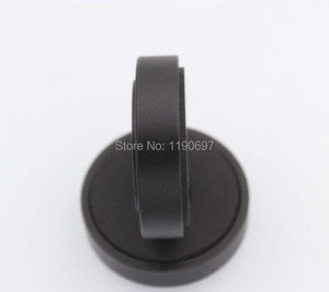 Image 4 - Rubber Ring Shock Absorber Top Aluminum Machine Foot Amplifier Feet Speaker Turntable Feet 40*10MM 2Pieces Free Shipping