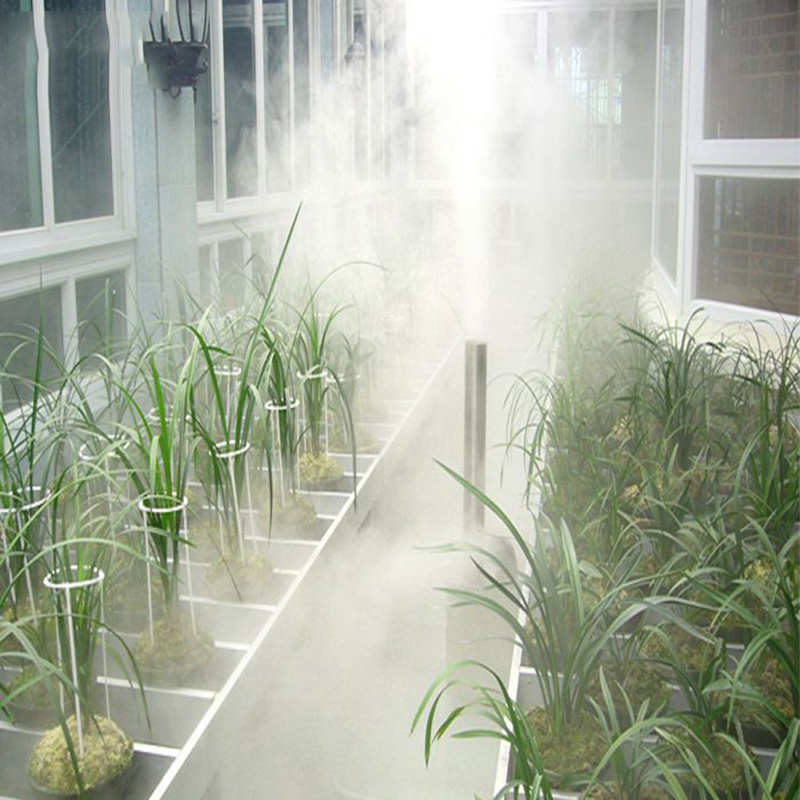 5000ML//H Ultrasonic Mist Make Humidifier Greenhouse  Vaporizer Air Moisturizing