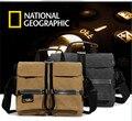 Envío libre national geographic ng w2140 2140 ng2140 bolsas de mensajero bolsa de la cámara slr cámara bolsa de hombro para canon nikon sony