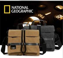 จัดส่งฟรีn ational g eographic 2140 ng2140 ng-w2140กล้องกระเป๋าmessenger slrกระเป๋ากล้องกระเป๋าสะพายสำหรับcanon nikon sony