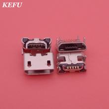 10pcs micro mini USB Charging Port Jack socket Connector replacement plug For Lenovo Tab 2 A10-30 TB2 X30F A7-50 A3500-F