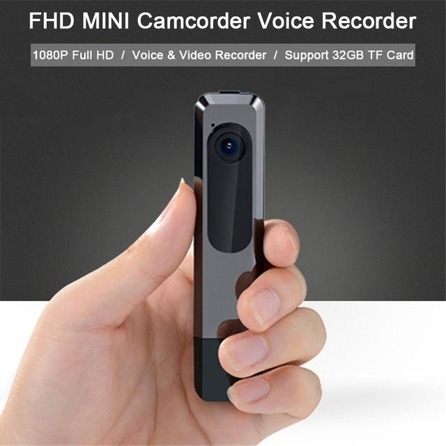 32GB 1080P Camera Voice Video Recording SPY Pen Full HD