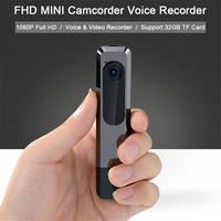 Charing Uninterrupted Recording 1080P FHD Full HD Mini Camera DV Mini Camcorder Pen Camera Voice Recorder