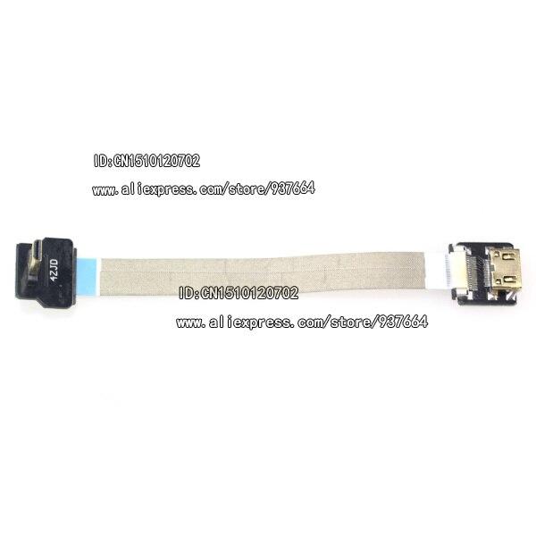 Zenmuse Z15 Gimbal upgrade Soft Shielding HDMI cable for GH4 FPV 5cm/ 10cm / 15cm / 20cm / 25cm/ 30cm dji phantom 2 zenmuse h3 2d fpv комплект
