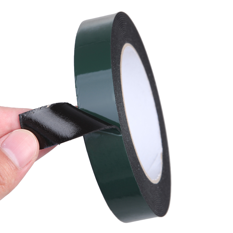 Strong sponge rubber 5M Auto Acrylic Foam Double Sided Faced Attachment Adhesive Tape 20mm Screen dust maintenance Tape BS