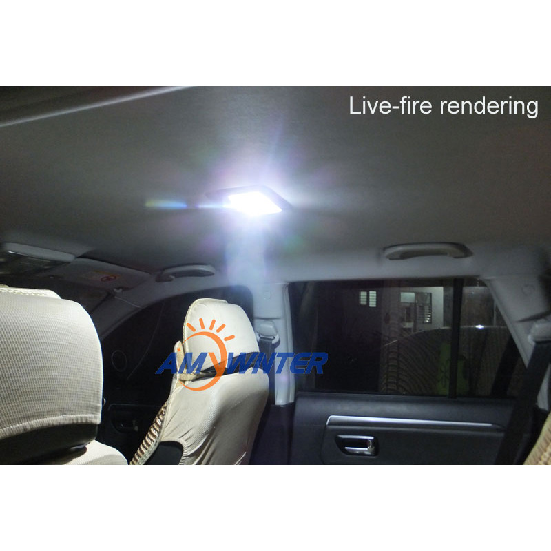 12V C5W Canbus LED-billäsningslampor Auto Nummerplåtlampor ledchip - Bilbelysning - Foto 6