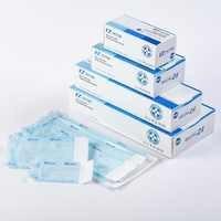 EZ Self-sealing Sterilisation Beutel Taschen 5 Größen Medical-grade Tasche Einweg 200 teile/schachtel Tattoo Zubehör Liefert